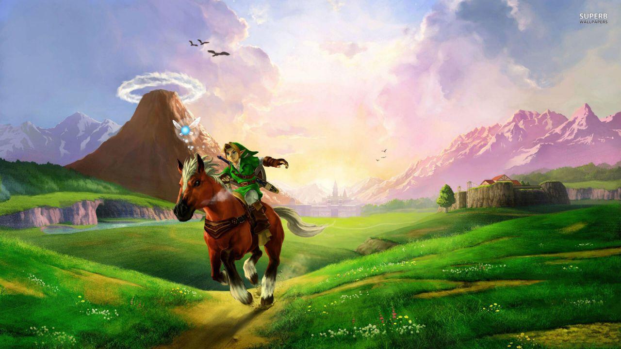 Zelda Ocarina of Time: in arrivo porting e mod grazie al lavoro della community