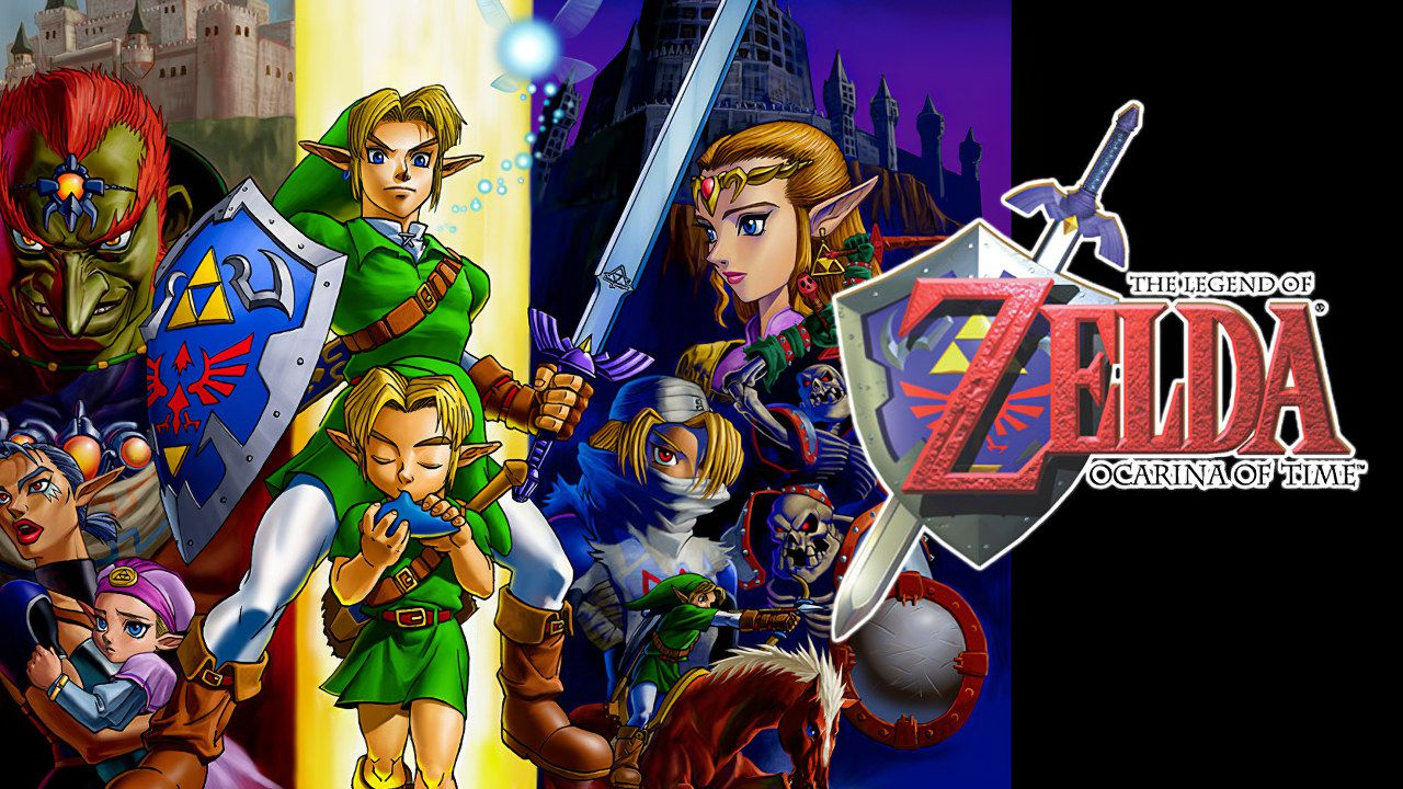 Zelda Ocarina of Time tornerà su Switch? Nintendo rinnova il marchio