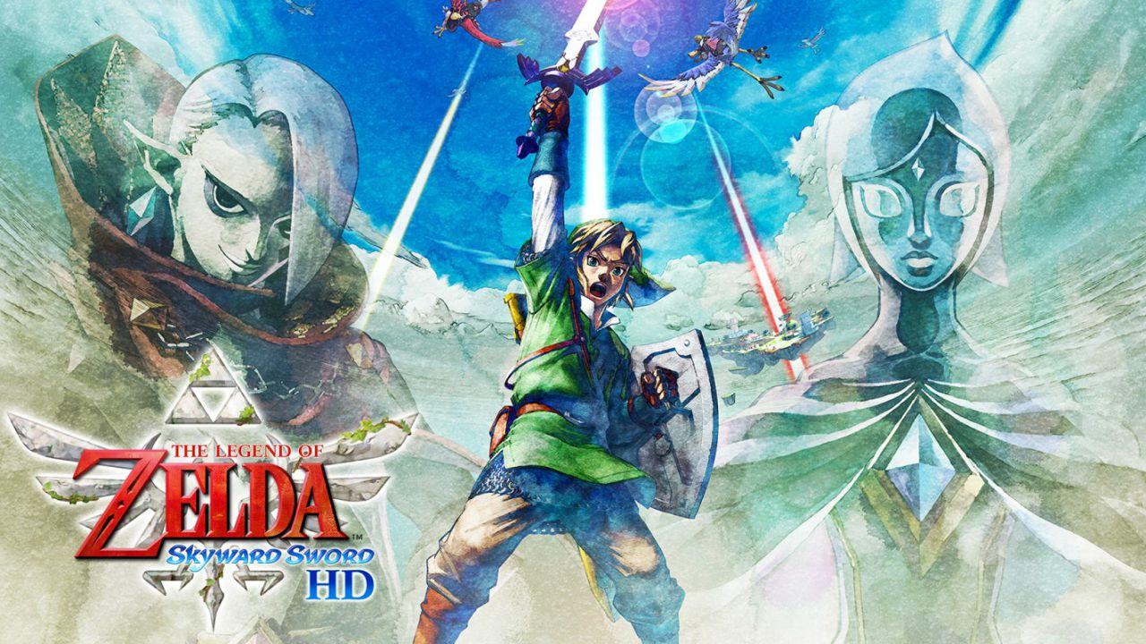 Zelda Skyward Sword HD già un successo: preordini record su Amazon, esaurite le scorte