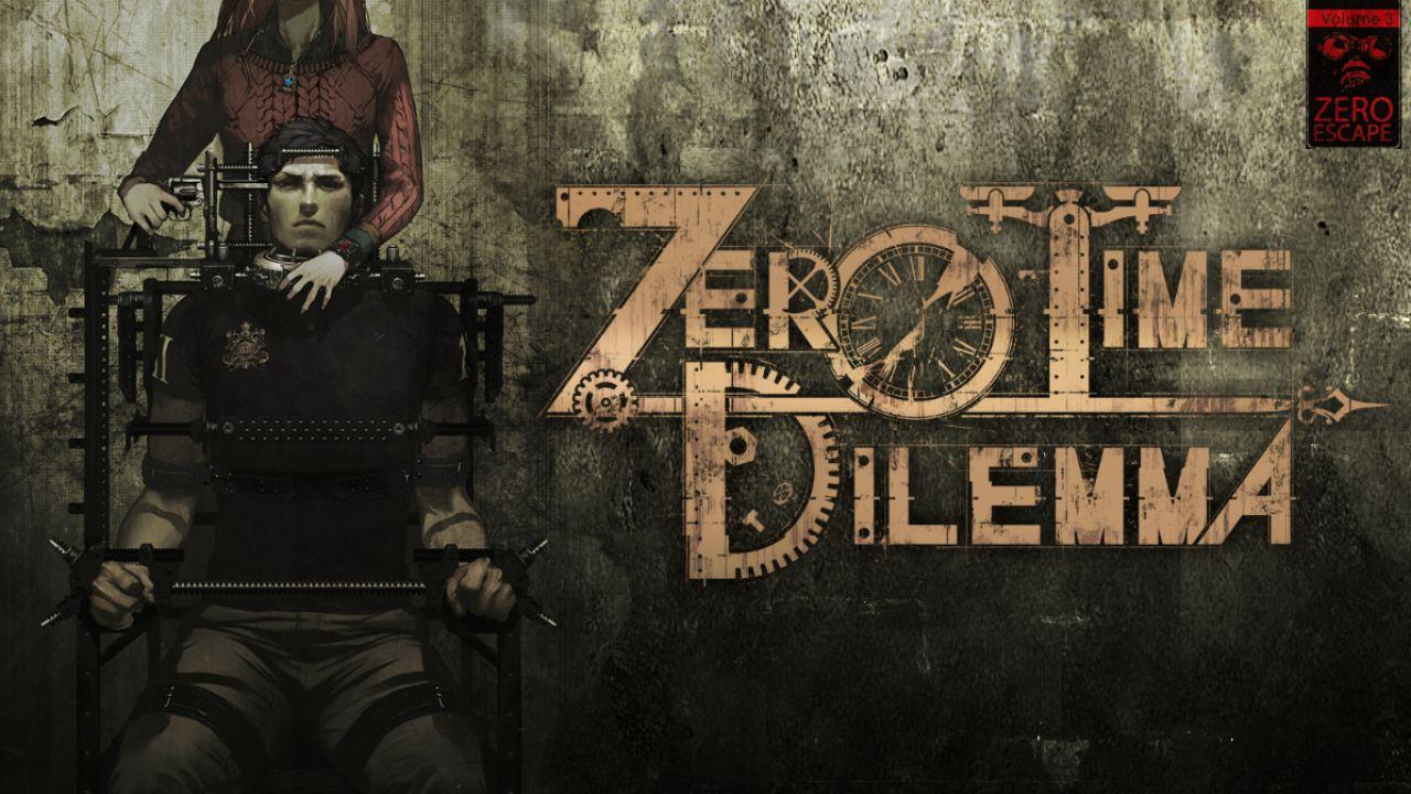Zero Time Dilemma premiato dalla stampa internazionale