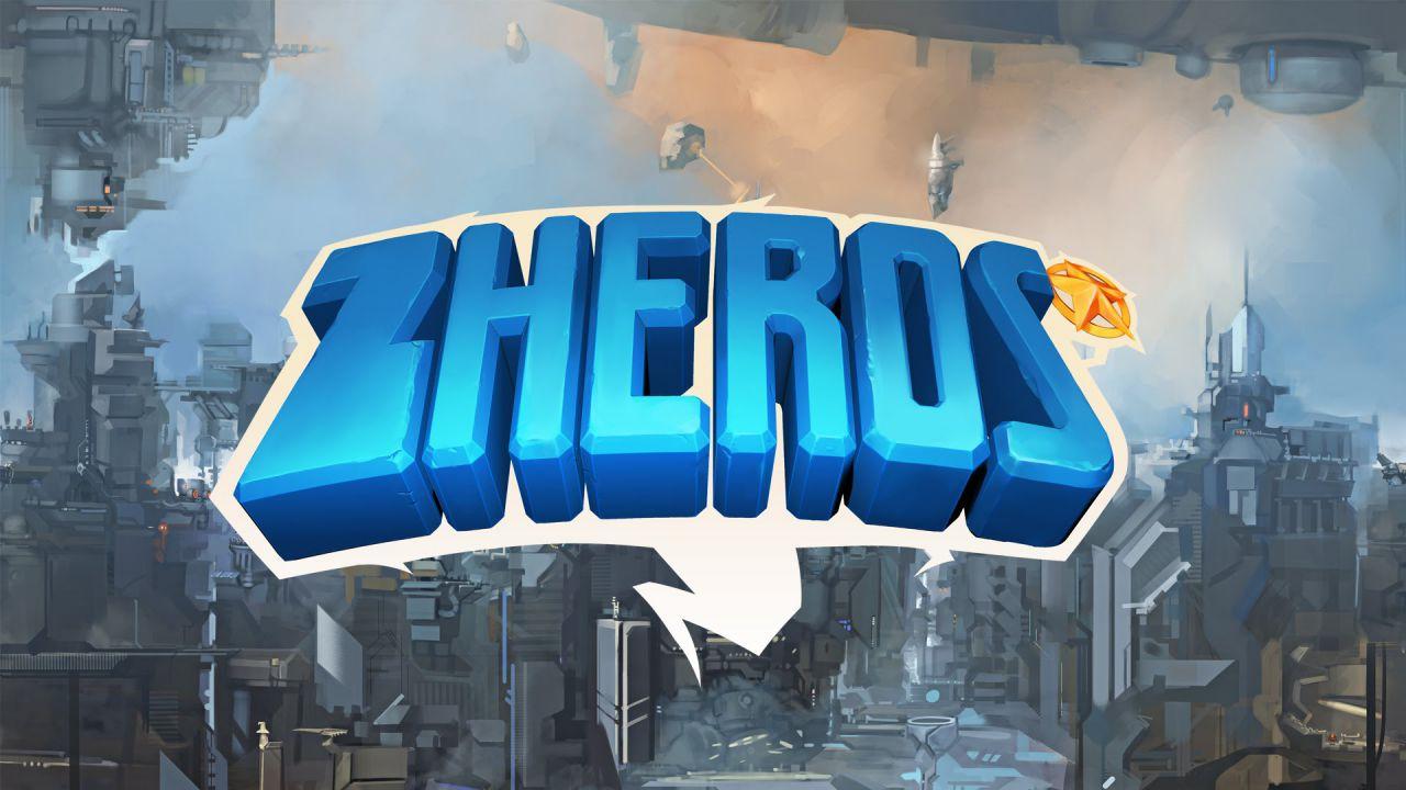 Zheros in diretta su Twitch oggi pomeriggio alle 17:00 - Gameplay e intervista con gli sviluppatori