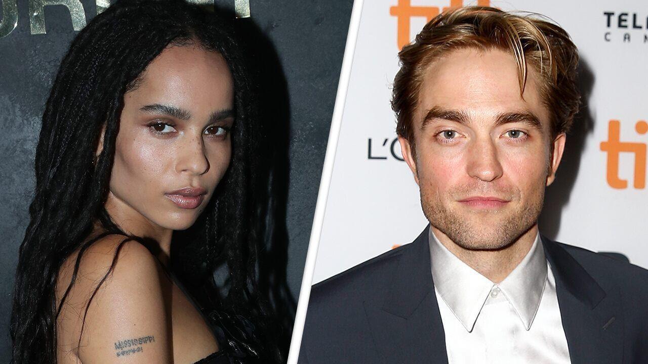 Zoe Kravitz prende in giro Robert Pattinson su Instagram: folle 'meta-meme' Bernie Sanders