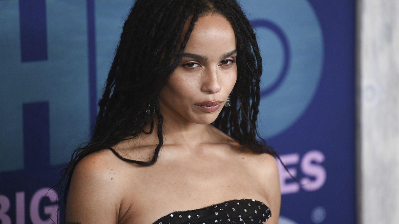 Zoë Kravitz, la star di The Batman accusa Hulu: 'Non puntano sulle donne di colore'