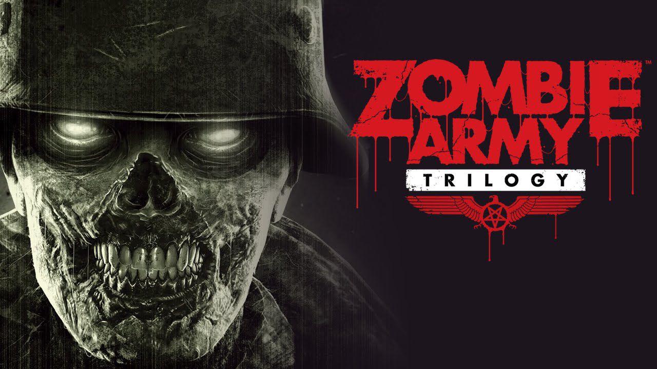 Risultato immagini per zombie army trilogy switch