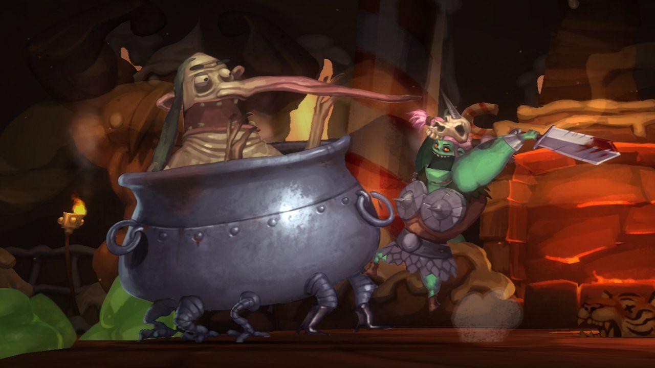 Zombie Vikings, cancellata la versione Wii U?