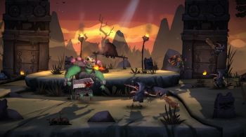 Zombie Vikings, il nuovo progetto dei creatori di Stick It To The Man arriva su PS4