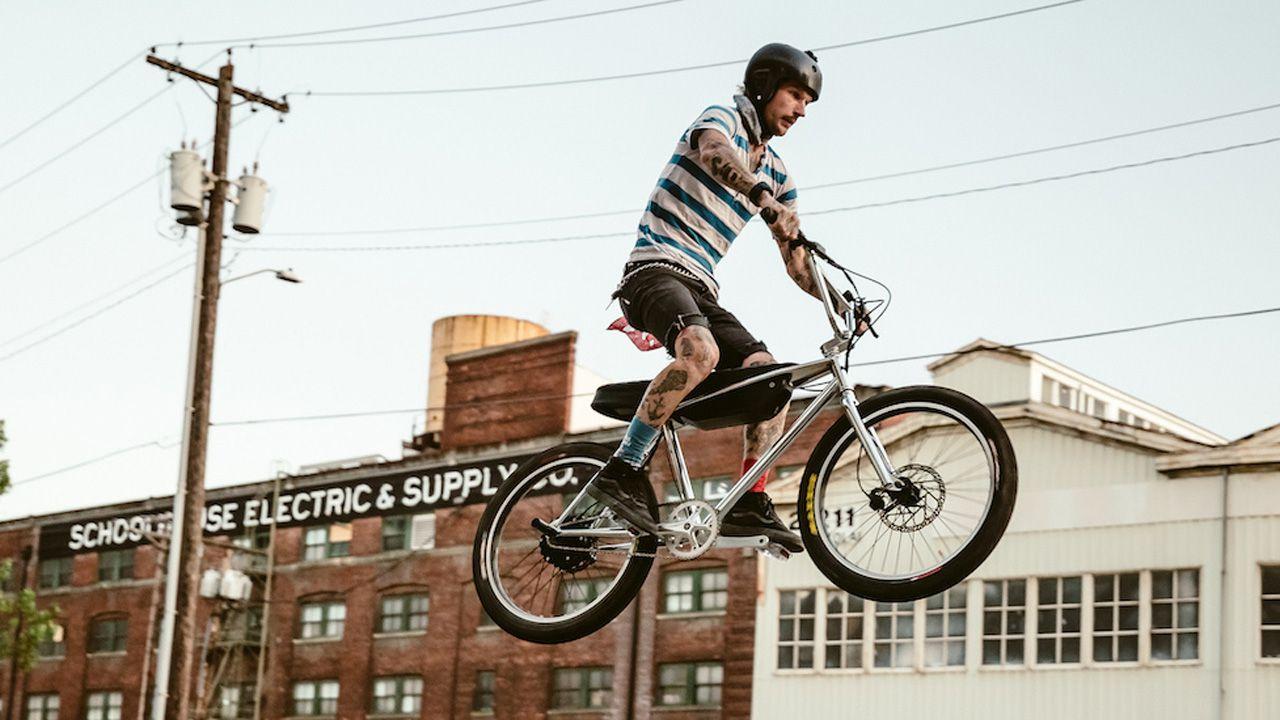 Zooz Urban Ultralight, la bicicletta elettrica che si ispira alle BMX