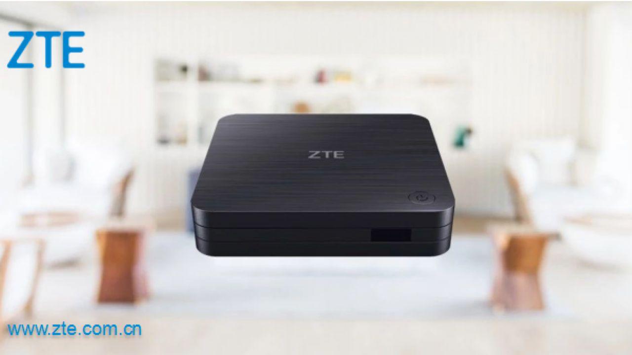 ZTE lancia il Set Top Box 4K Android di seconda generazione