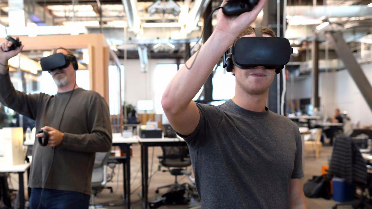 Facebook lancera un visore VR stand alone piu economico di Oculus Rift