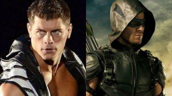 Arrow 5: Amell conferma il momento dell'apparizione di Cody Rhodes