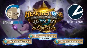 Hearthstone Americas Summer Championship in diretta su Twitch il 17/18 settembre