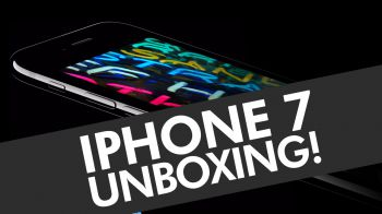 iPhone 7: unboxing e prime impressioni