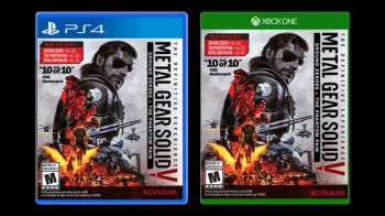 Metal Gear Solid 5 The Definitive Experience arriva il 13 ottobre in Europa