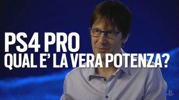 Playstation 4 Pro ed il raddoppio della potenza, cosa c'è di vero?