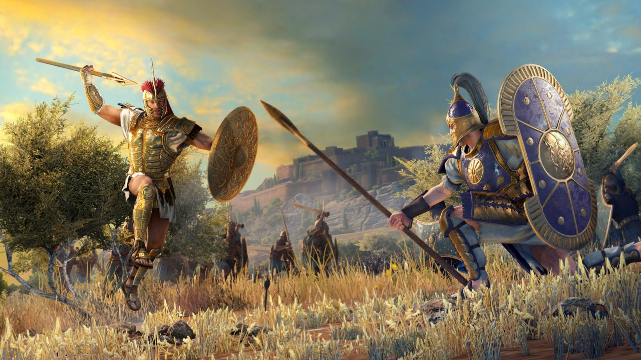 A Total War Saga Troy Recensione Riscriviamo La Guerra Di Troia