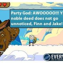 Immagini Adventure Time: Hey Ice King!