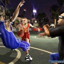 Immagini AND 1 Streetball