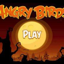 Immagini Angry Birds Halloween