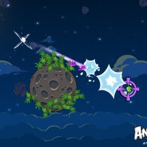 Immagini Angry Birds Space