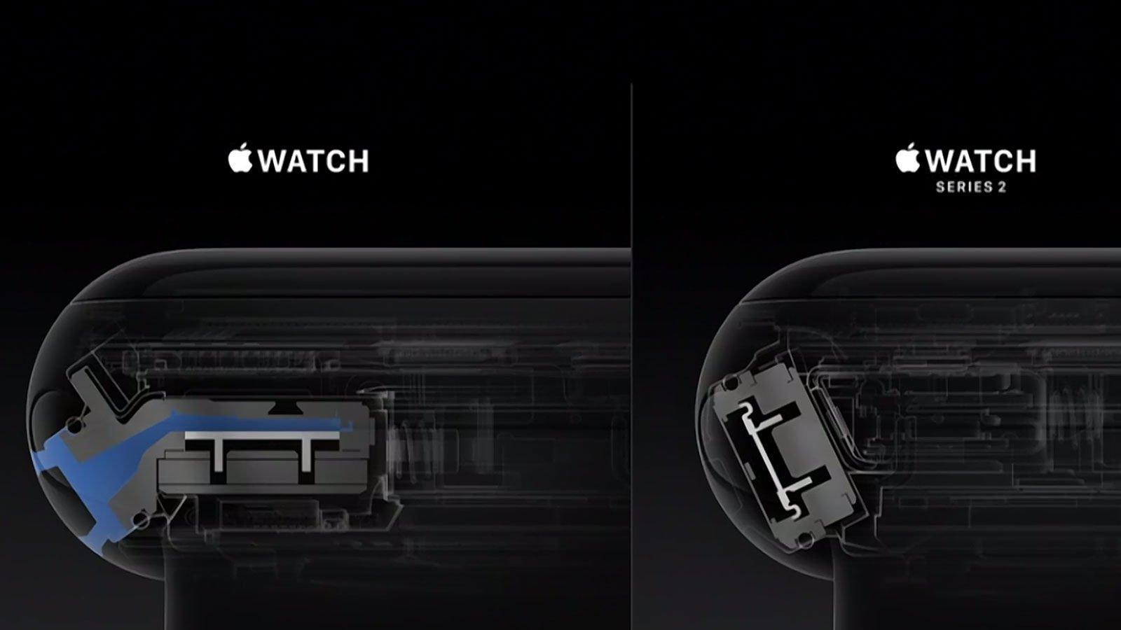 apple watch series 2 recensione everyeye tech. Black Bedroom Furniture Sets. Home Design Ideas