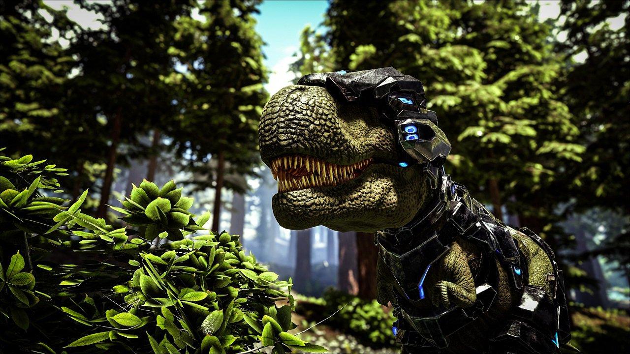 ARK Survival Evolved: la storia del gioco tra dinosauri e tribù indigene