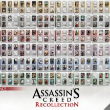 Immagini Assassin's Creed Recollection