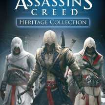 Immagini Assassins Creed Heritage Collection