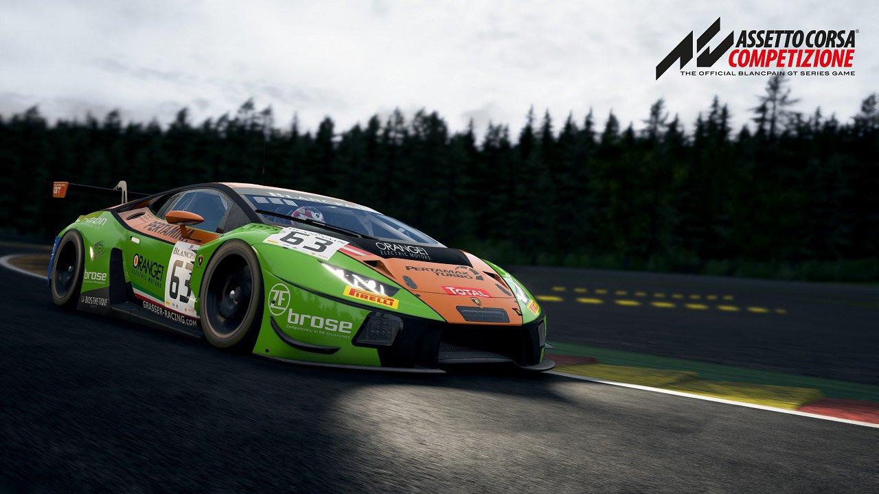 Assetto Corsa Competizione: pronti per un nuovo giro di pista?