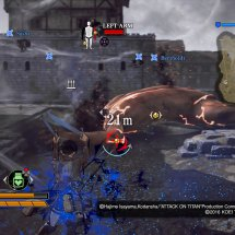 Immagini Attack on Titan: Wings of Freedom