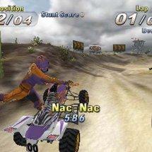Immagini ATV Offroad Racing Blazing Trails