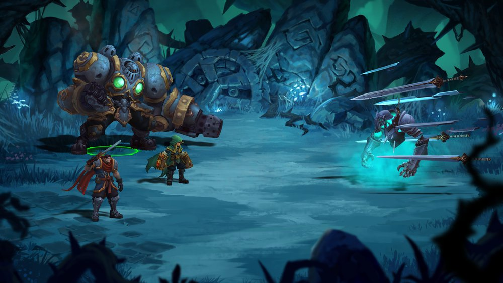 Battle Chasers: Nightwar arriva a ottobre