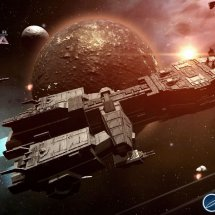 Immagini Battlestar Galactica Online
