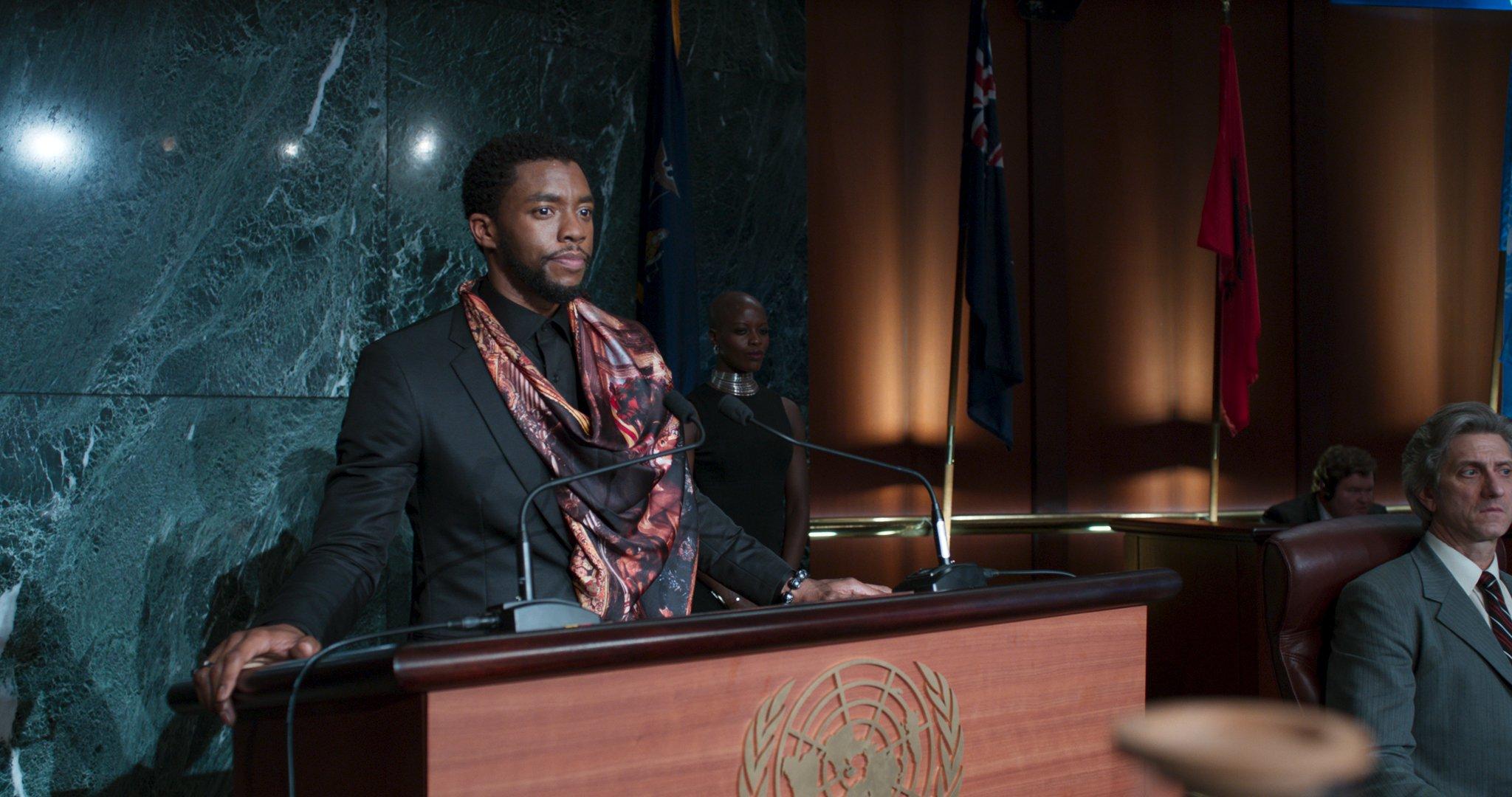 Black Panther: storia di un eroe fuori dal comune, fra cinema e ...