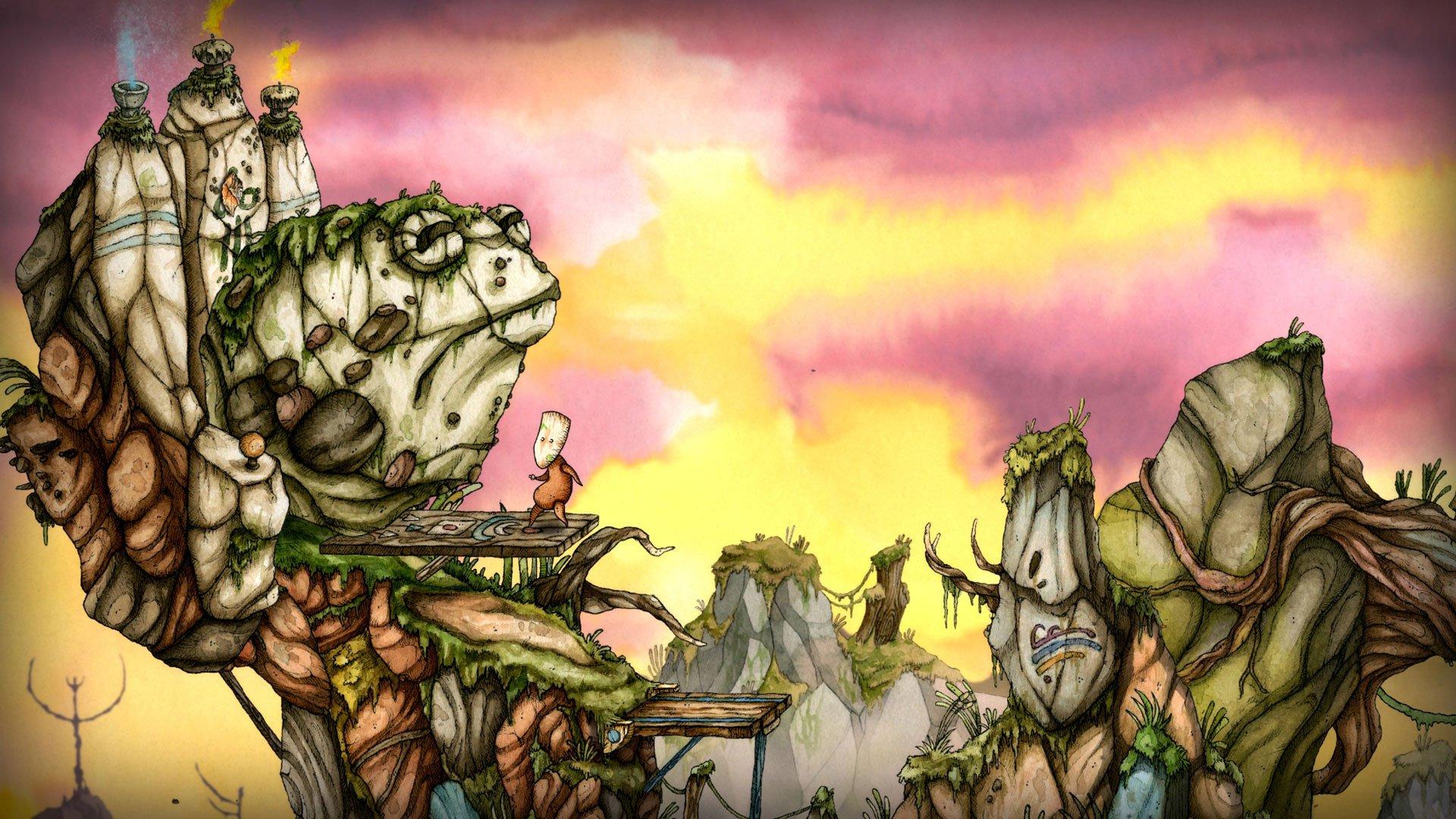 Candle - La recensione: Una fiamma che arde anche su Xbox One 4