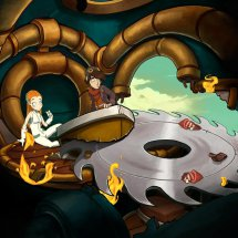 Immagini Chaos on Deponia