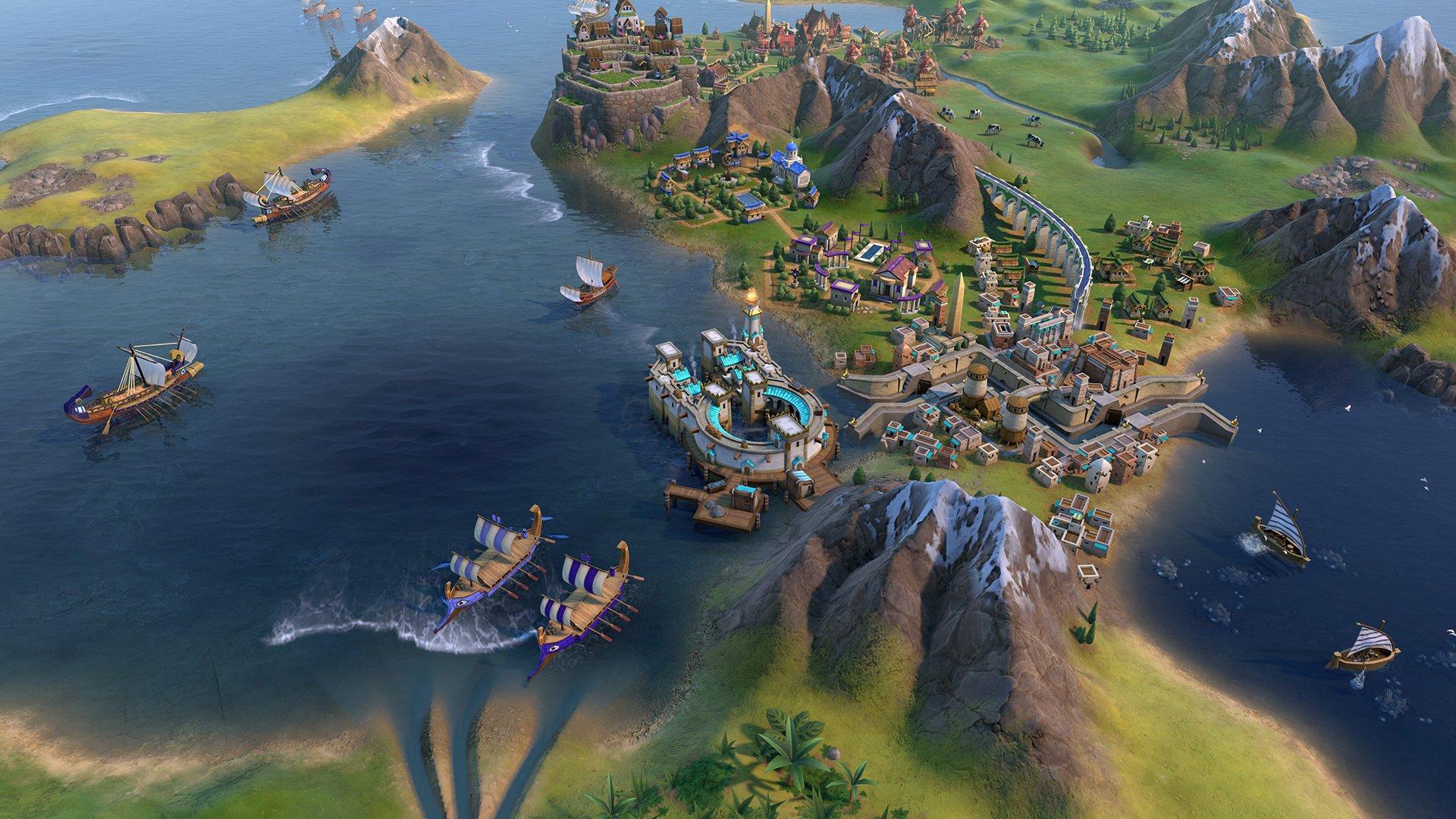 Resultado de imagen de Sid Meier's Civilization VI: Gathering Storm peste