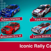 Colin McRae Rally iOS