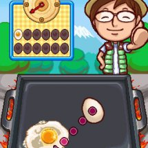 Cooking Mama World: In campeggio con mama