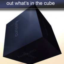 Immagini Curiosity - What's inside the Cube