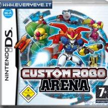 Immagini Custom Robo Arena