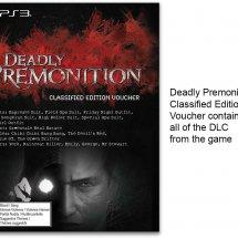 Immagini Deadly Premonition
