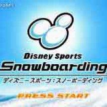 Immagini Disney Sports Snowboarding