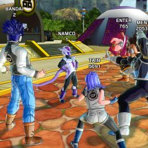 Immagini Dragon Ball Xenoverse 2