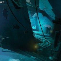 Immagini Drawn: Dark Flight
