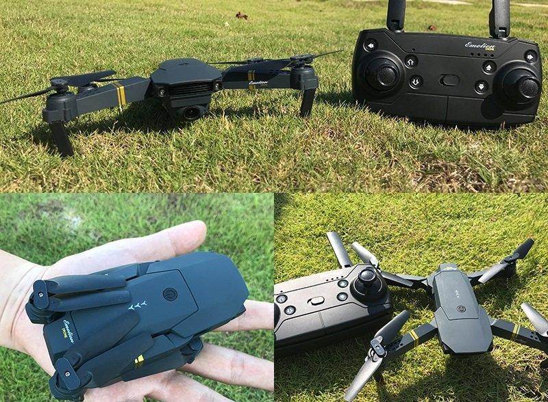 Eachine E58 Recensione: la prova di un piccolo drone low cost