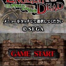Immagini English of the Dead
