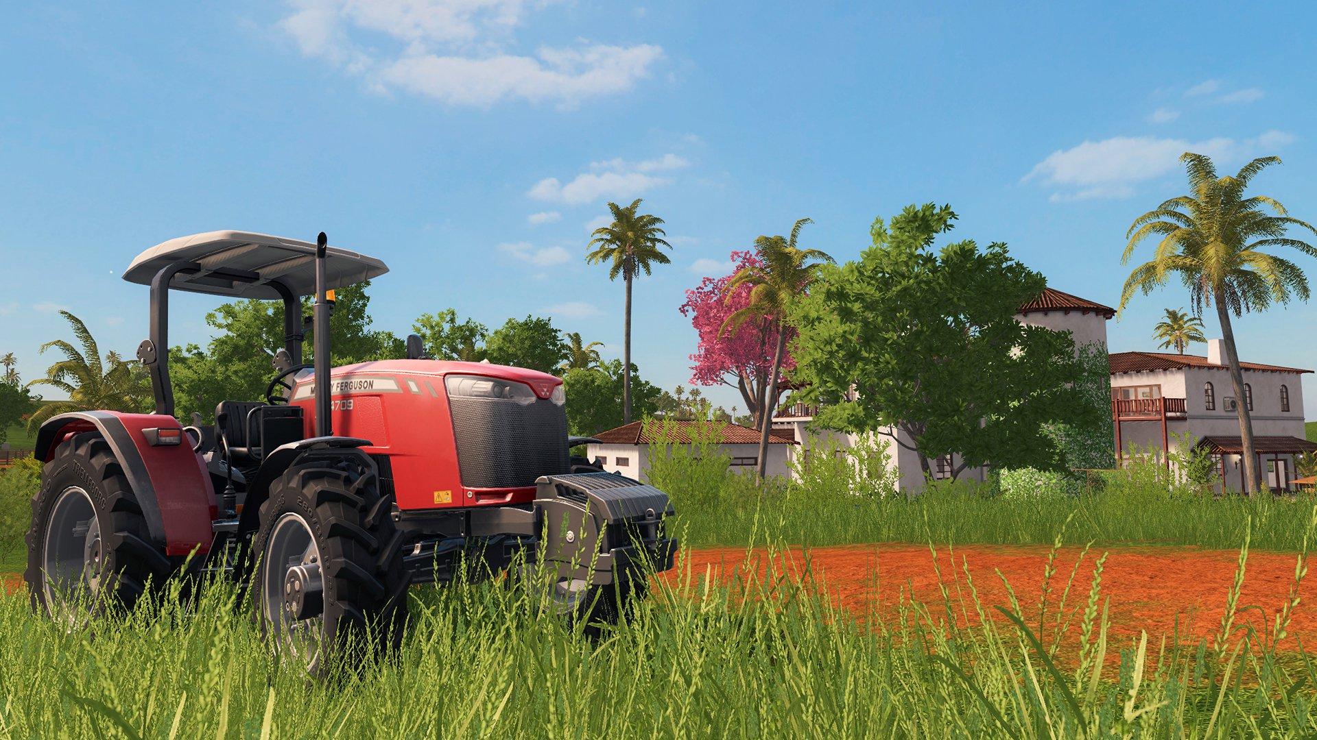 Con Farming Simulator 19 l'agricoltura si fa seria