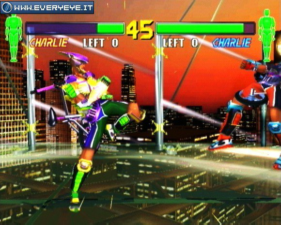Fighting Vipers 2 - Gioco - Everyeye it