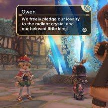 Immagini Final Fantasy Crystal Chronicles: My Life as a King