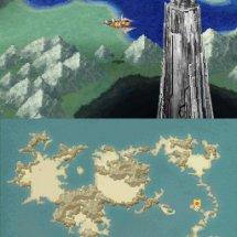 Immagini Final Fantasy IV DS